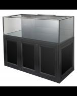 Nuvo EXT 200 Aquarium with Black APS Stand - Innovative Marine
