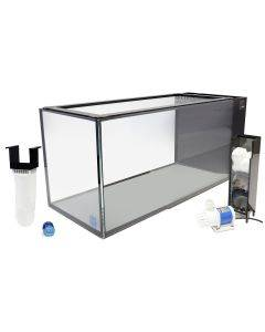 20 NUVO Fusion Peninsula PRO AIO Aquarium Bundle