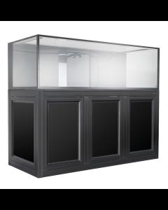 Nuvo INT 200 Aquarium with Black APS Stand - Innovative Marine