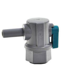 Mur-lok RO Elbow Ball Valve - Stem x Push Connect