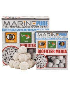 MarinePure Ceramic Biomedia 1 1/2 Spheres