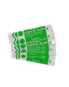 Oceans Wonders Replacement #10 Scalpel Blades - 10 Pack