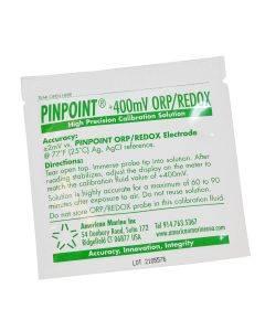 PINPOINT ORP (Redox) 400 Calibration Fluid - American Marine Inc.