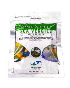 Green Sea Veggies Seaweed Sheets