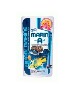 3.87 oz Marine A Pellet Fish Food