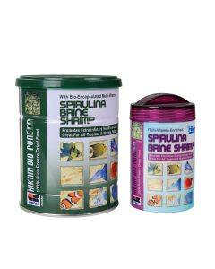 Freeze-Dried Bio-Pure Spirulina Brine Shrimp