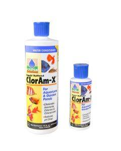 ClorAm-X Chlorine and Chloramine Remover