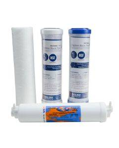 BRS 5 Stage RO Drinking Replacement Filter Kit