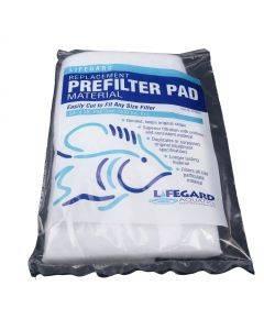 Prefilter Pad - Lifegard