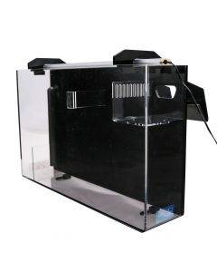 Medium AquaFuge2 Hang on Back Refugium with LED Lighting System - CPR Aquatics