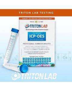 1-Pack ICP-OES Testing Kit - Triton