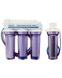 5 Stage Premium 75 GPD RO/DI System - Bulk Reef Supply