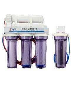 5 Stage Premium 150 GPD Water Saver RO/DI System - Bulk Reef Supply