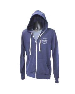 Zip-Up Hooded Sweatshirt - BRS