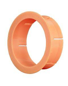 Niche3D2in Cord Grommets, Orange, 5pk