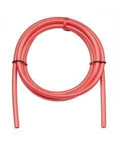 "Red 3/8"" Polyethylene RO Tubing"