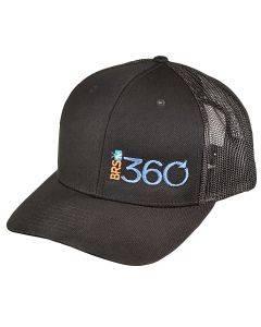 BRS 360 Hat - Black