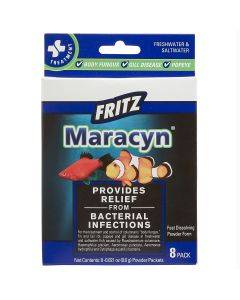 Mardel Maracyn Bacterial Fish Treatment