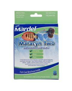 Mardel Maracyn Two Bacterial Fish Treatment