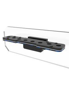 8 Hole Magnetic Coral Frag Rack with Plug Locking System