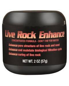 Live Rock Enhance - Bacterial Live Rock Conditioner - 2 oz - Reef Brite