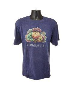 Euphyllin' It? T-Shirt - Navy