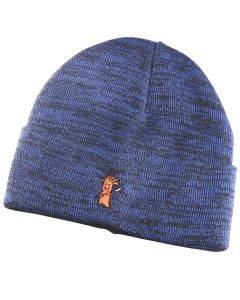Mr. Chili Sport Tek Beanie - Navy Blue - Bulk Reef Supply