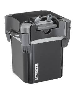 whale 120 canister filter - front
