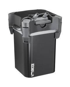 whale 200 canister filter - front