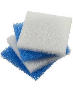 Replacement Sponge for Whale canister filter 120 & 200 - group shot