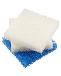 Replacement Sponge Kit for WHALE 350 & 500 -  Sicce