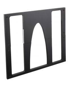 Trident Faceplate for Controller Cabinet - Black - Adaptive Reef