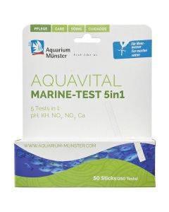 Aquavital Marine Test 5-in-1