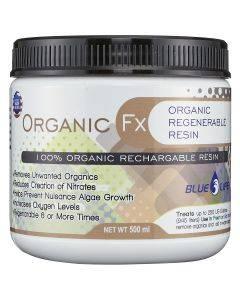 Organic Fx - Renerable Organic Scavenger Resin - Blue Life USA