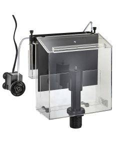 Deluxe CS100 Overflow with Lid and Aqua Lifter Pump
