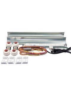 3 FT - 2 x 39 Watt T5 HO Miro-4 Retrofit Kit (OPEN BOX) - LET Lighting