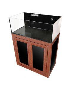 Nuvo EXT 30 Long Aquarium with Wood APS Stand - Innovative Marine (DISCONTINUED)