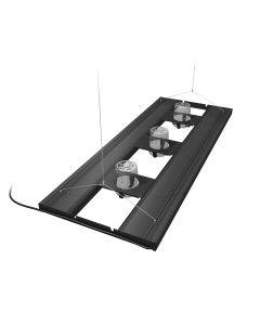 "48"" Hybrid T5HO 4x54W Fixture With Three A360X Brackets - Aquatic Life (DISCONTINUED)"