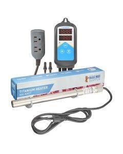 600W Titanium Aquarium Heater System - WiFi
