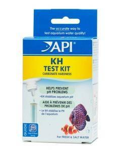 Freshwater/Saltwater Carbonate Hardness (KH) Test Kit - API