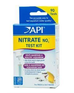 Freshwater/Saltwater Nitrate Test Kit, Test kit of 90 tests