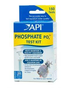 Freshwater/Saltwater Phosphate Test Kit (150 Tests) - API
