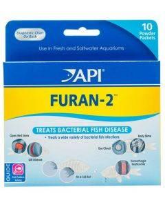 Furan-2 Medication - 10ct Powder Packets - API