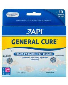 General Cure Medication - 10ct Powder Packets - API