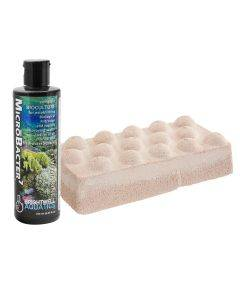 Xport-BIO Dimpled Brick with 250mL Microbacter7