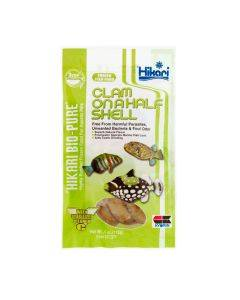 Hikari Bio-Pure Frozen Clam on a Half Shell 4 oz