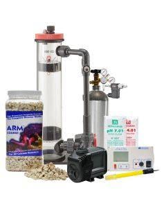 80g to 150g Calcium Reactor Starter Bundle