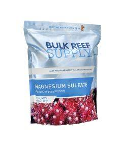 Bulk Magnesium Sulfate 7 Pounds - Bulk Reef Supply
