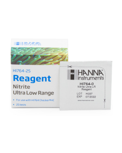 HI764-25 Nitrite ULR Reagents for HI764 Checker - Marine Water