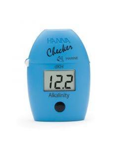 Alkalinity DKH Colorimeter HI772 Hanna Checker - Marine Water